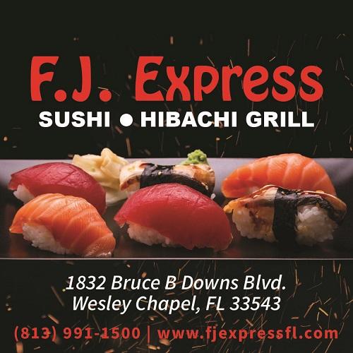 F J Hibachi Express